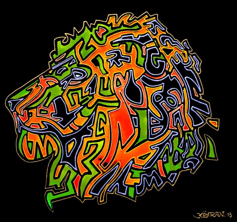 Lion Kefran masterisé