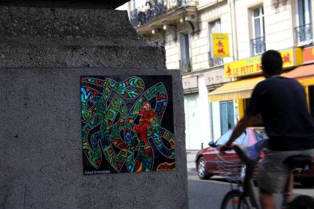 Blvd Vincent Auriol.Paris